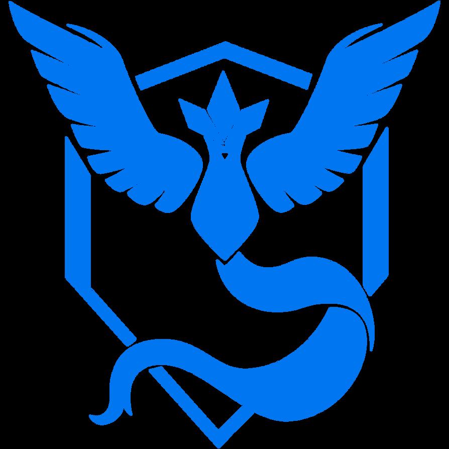 Pokemon Go Team Mystic Logo 620916412
