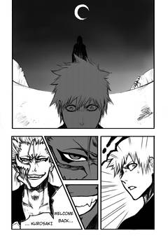 Grimmjow is back