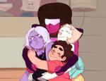 No, it's hug time!