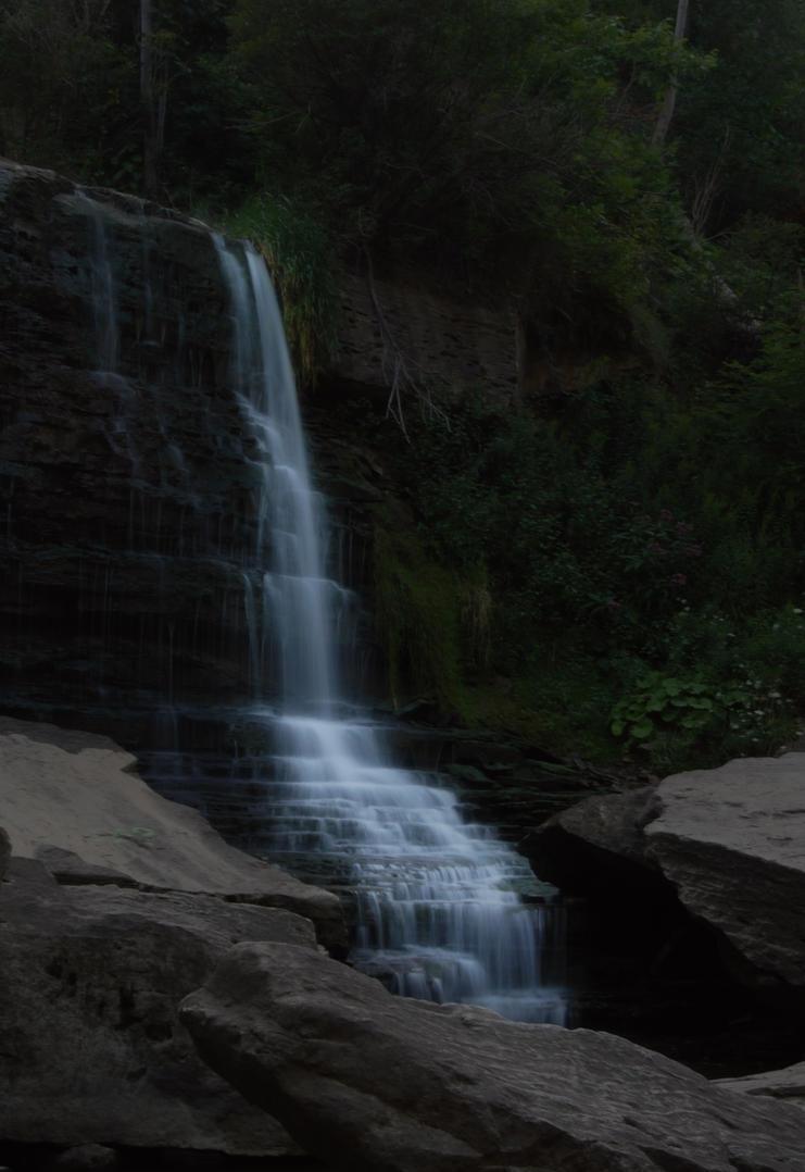 Tiffany Falls by nakedhobby