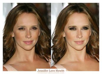 Jennifer Love Hewitt by Vivienne7