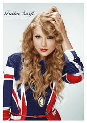 Taylor Swift by Vivienne7