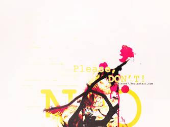 Please, don't by Vivienne7