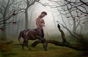 The Centaur by dewmanna