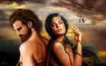 Calypso and Odysseus