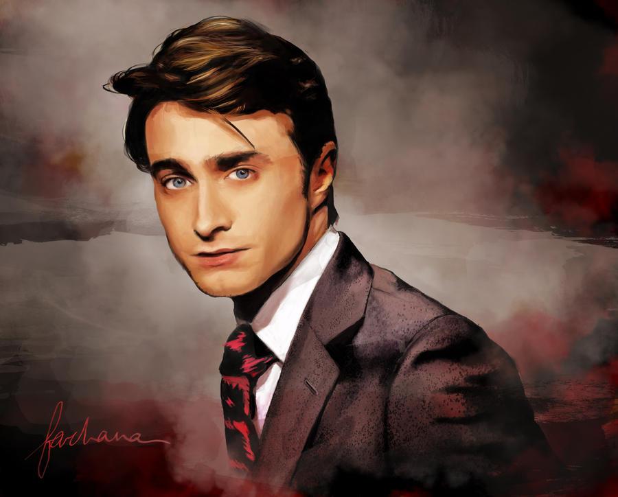 Daniel Radcliffe by dewmanna