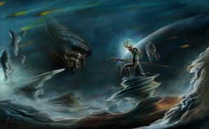 The Avengers: Loki by dewmanna