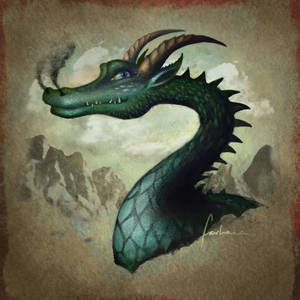 Zordic the Dragon