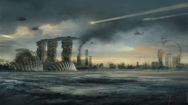 Singapore Apocalypse