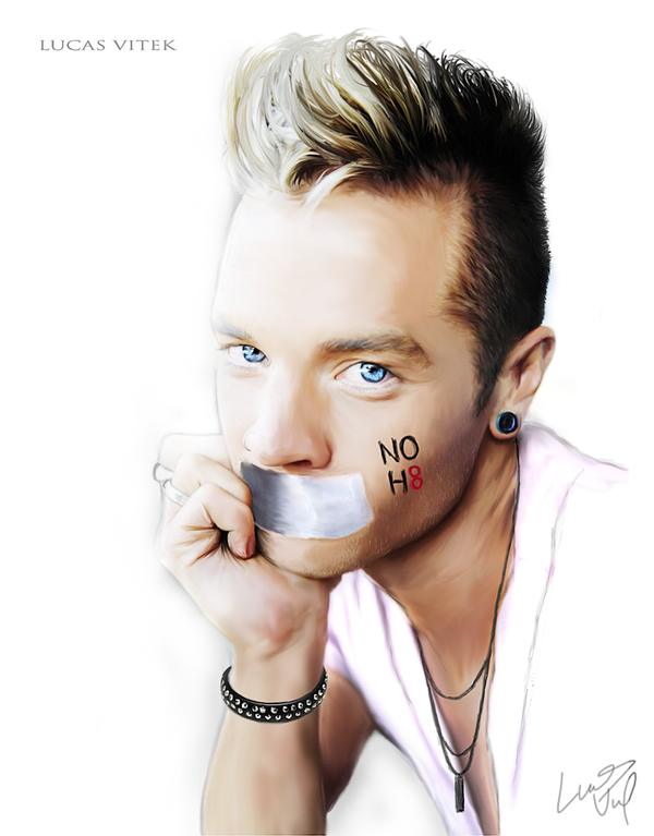 Sauli Koskinen Noh8 By Lucasthefierce On Deviantart