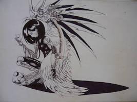 Battle Angel Alita by petagama