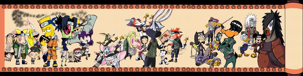 Naruto Toon Final Jutsu by petagama