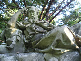The God Statue Again