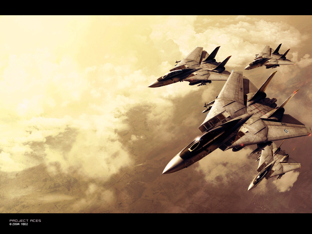 Ace Combat Five by Raidism