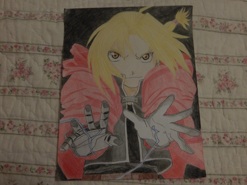 Edward Elric by ChibiOtakuSama