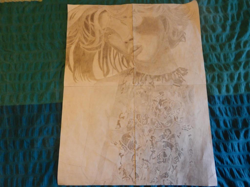 Art Project by ChibiOtakuSama
