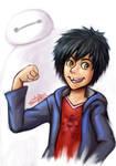 Big Hero 6- Hiro Hamada