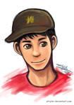 Big Hero 6- Tadashi Hamada