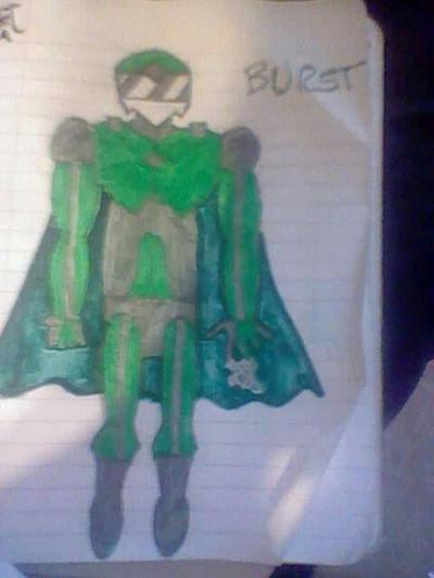 Wonder-Suit 1: Burst by strifexwonder