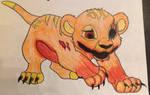 Zombie Simba