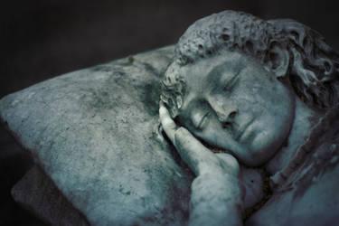 Sleep, My Angel by thren0dy