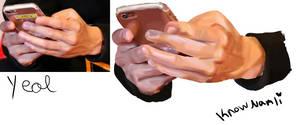 Yeol Hand Study