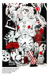 Mistress of Time by mori-memento