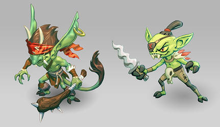 Gobbos by mc-the-lane