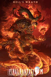 Final Fantasy M: Ifrit