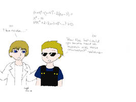 Drawings from my math lesson.. by Mlie-Redfield