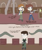 DSC short comic by Mlie-Redfield