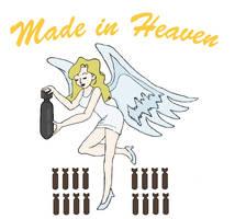 My Made In Heaven angel by Mlie-Redfield