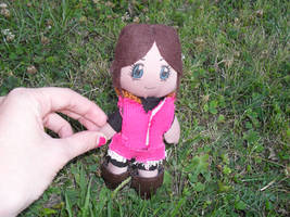 My Claire Redfield-plushie