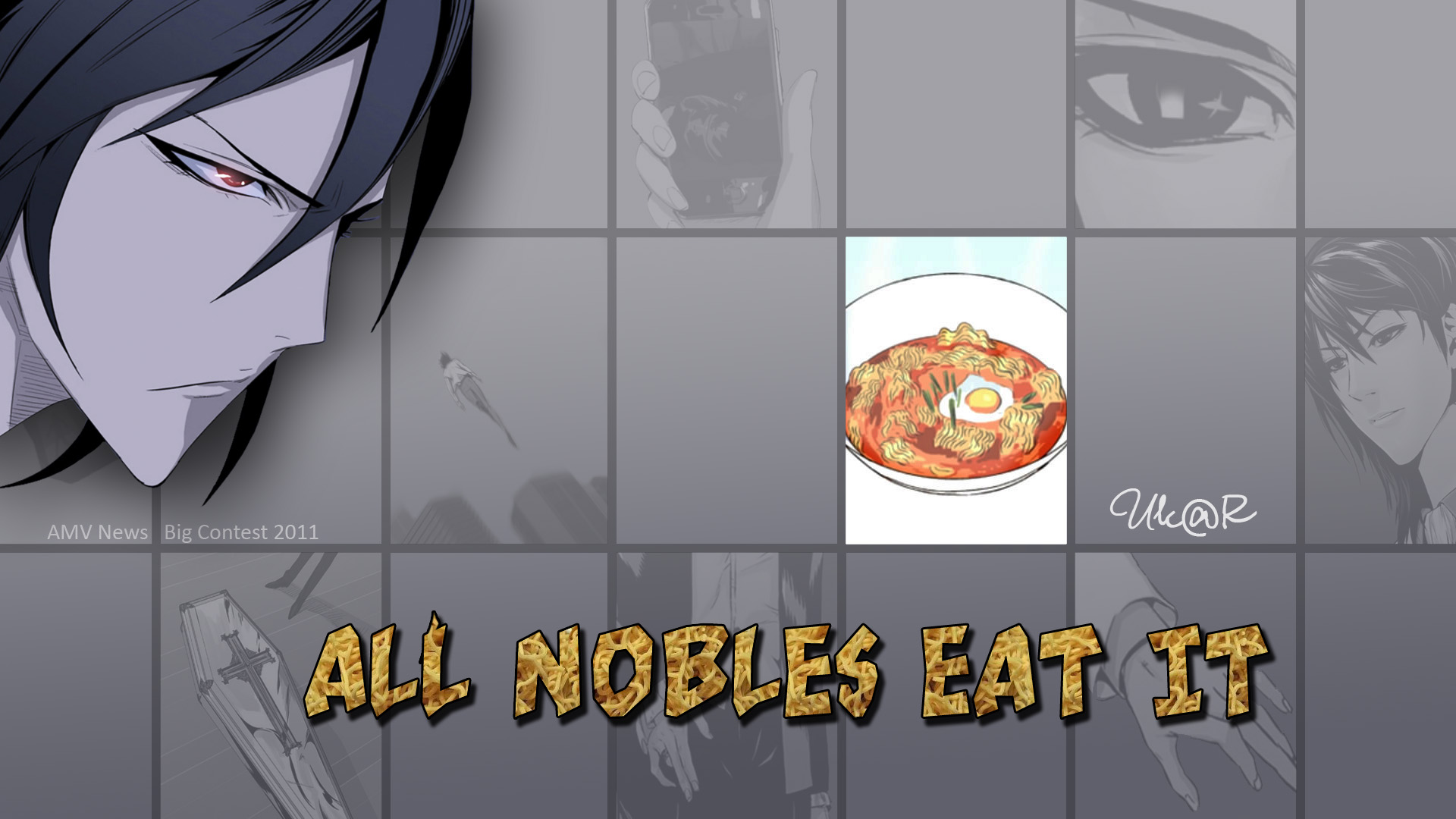 All Nobles Eat It by ukardesu
