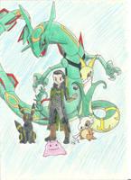 If Loki Had Pokemon... by LeysiaFianis