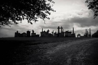 Glasgow - Graves I by blackphoenix87