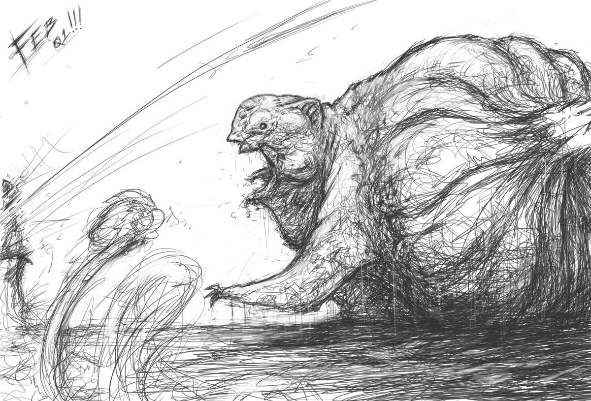 DDF2012 - Pokaijumon 01 - Bulbasaur by DaveIgo