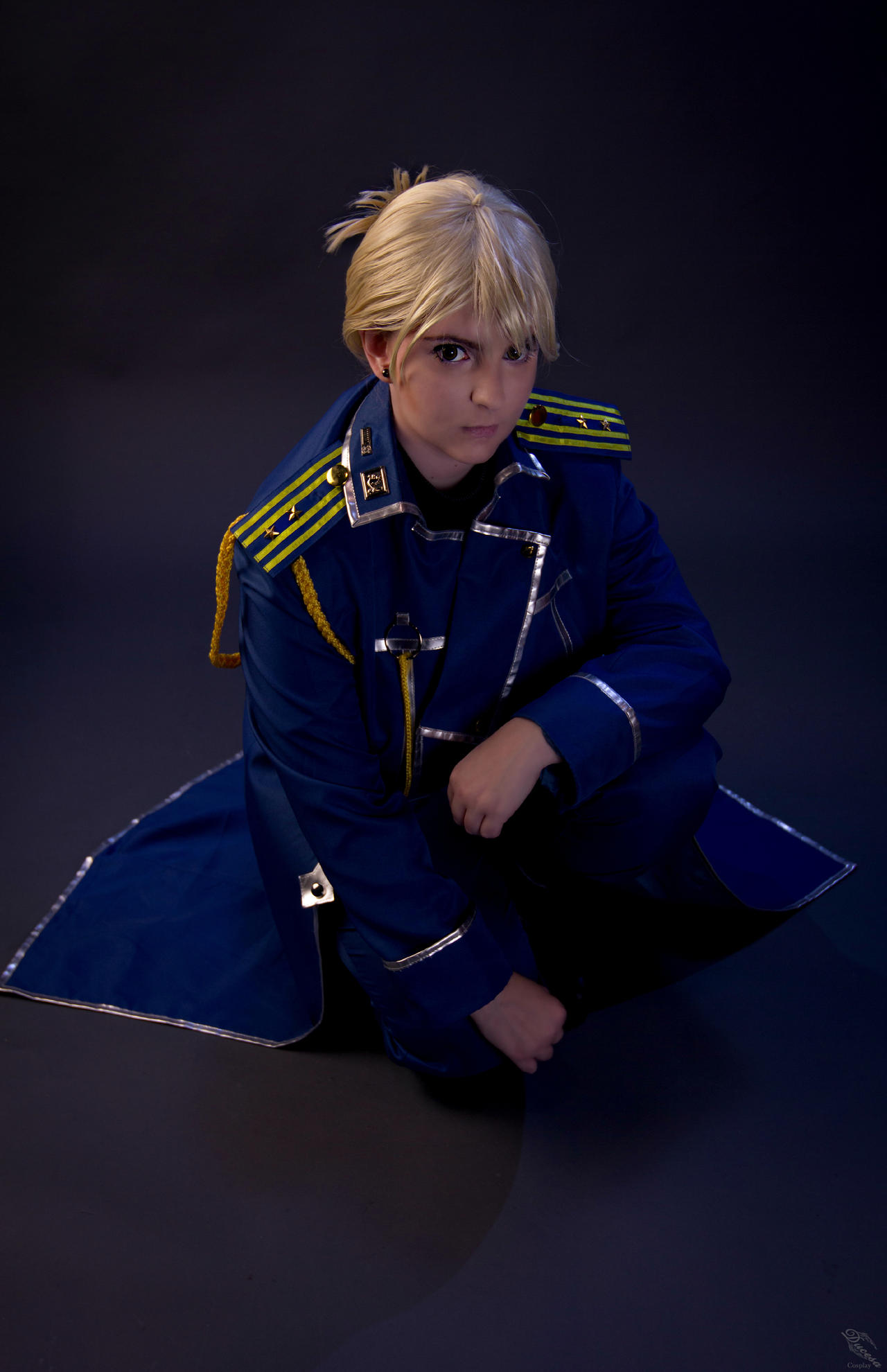Riza Hawkeye: His Queen by DMinorChrystalis