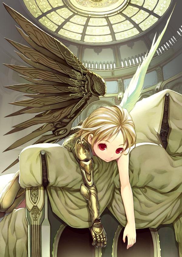 Wing By Daisuke Kimura