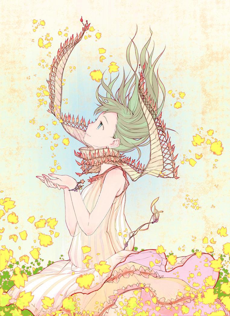 Spring by Daisuke-Kimura