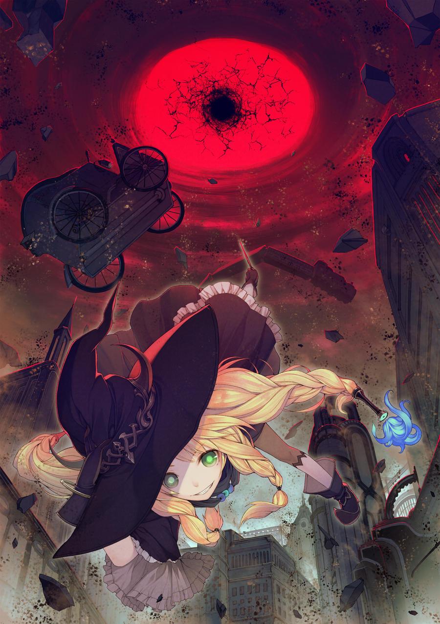 Witch by Daisuke-Kimura