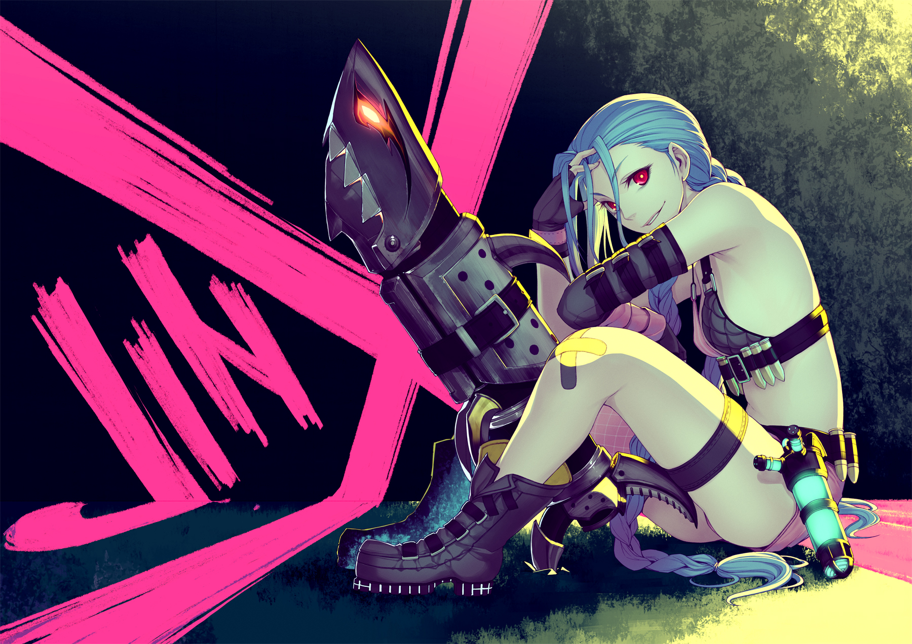 Jinx by Daisuke-Kimura