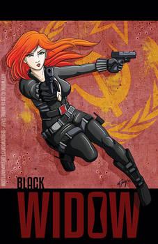 Black Widow Fanart