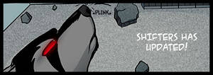 Shifters Update - Chapter 3 pg 41