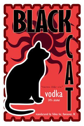 Vodka Label by shadowsmyst