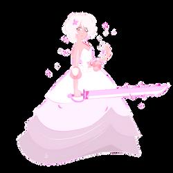 Pink Quartz by MeruRei