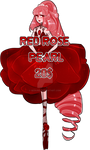 Red Rose Pearl(closed) by MeruRei