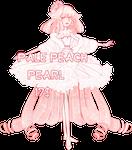 Pale Peach Pearl(closed)