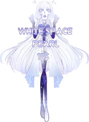 white space pearl(closed)