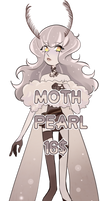 Moth Pearl(closed)